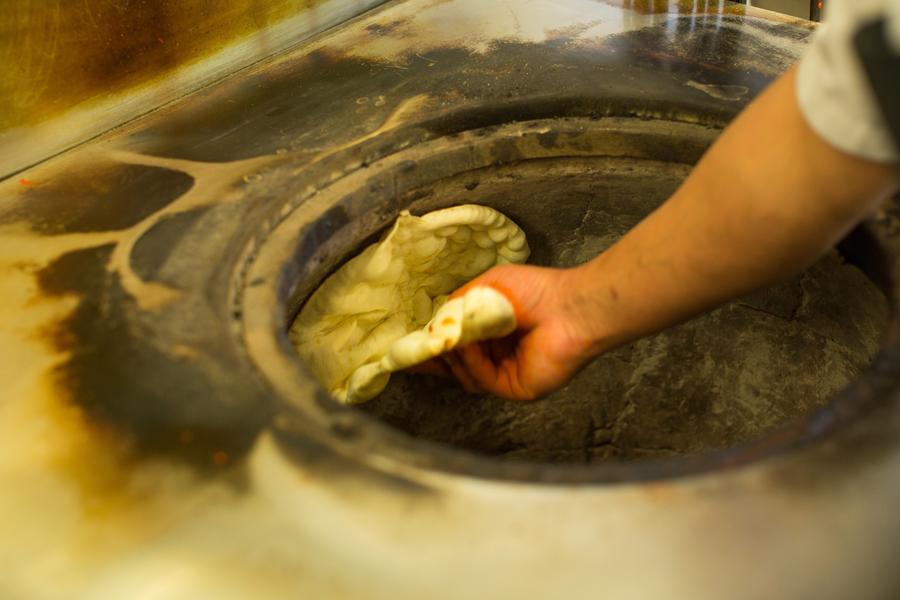 coriander's hot tandoor